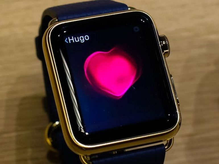 Apple Watch : l'analyse du sommeil, ce serait pour 2020