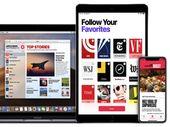 Apple prépare son