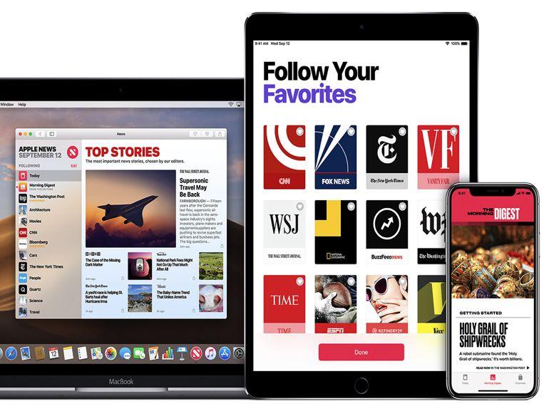 """Apple prépare son """"Netflix de l'info"""", mais les éditeurs craignent d'être cannibalisés"""