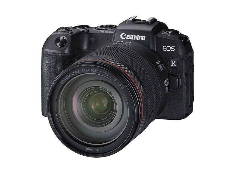 """Canon présente l'EOS RP, un hybride 24x36 """"abordable"""", et six nouveaux objectifs"""