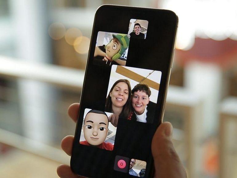 Apple a corrigé le bug FaceTime, une mise à jour est dans les tuyaux