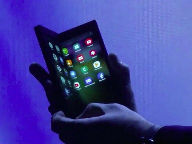 Galaxy Fold : Samsung a choisi le nom de son smartphone à écran pliable