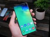 L'écran du Samsung Galaxy S10 jugé