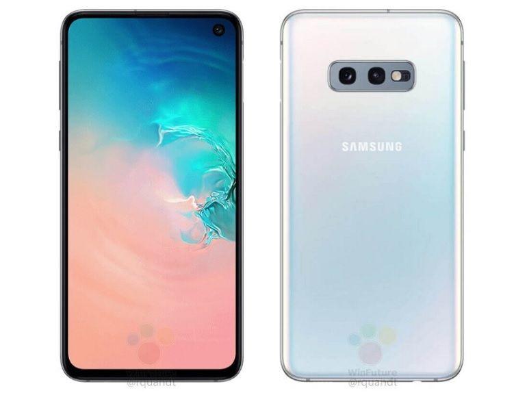 """Samsung Galaxy S10E : la version """"d'entrée de gamme"""" se dévoile avant l'heure"""