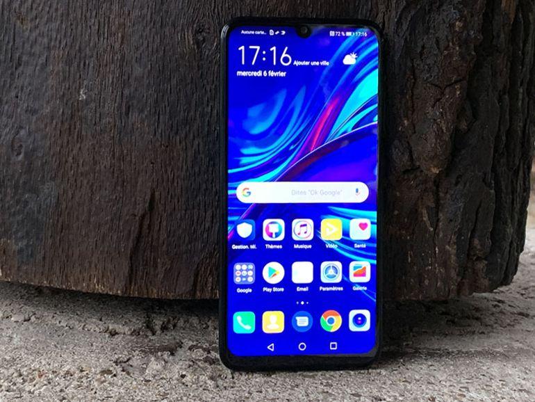 Test - Huawei P Smart 2019 : le juste milieu