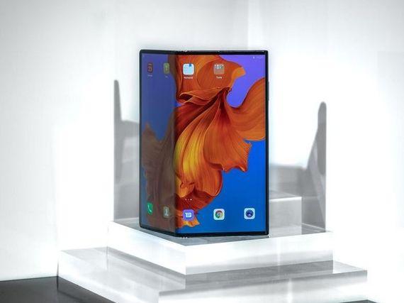 Le Huawei Mate X a une date de sortie mais uniquement en Chine