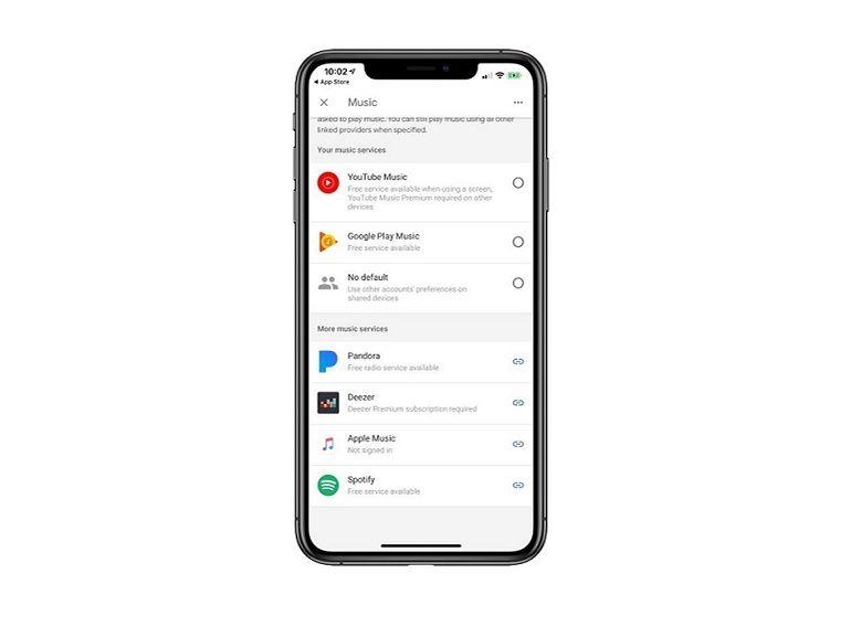 Apple Music bientôt accessible depuis les Google Home ?