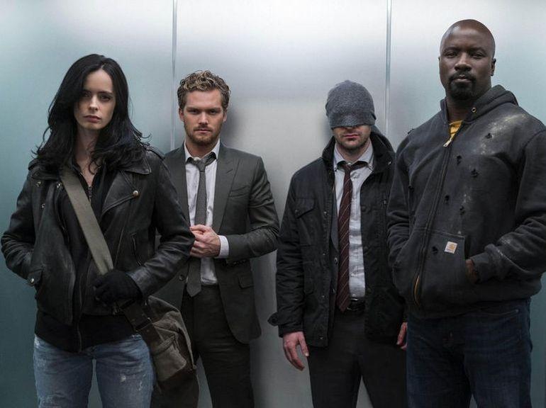 Netflix : clap de fin pour Jessica Jones et The Punisher