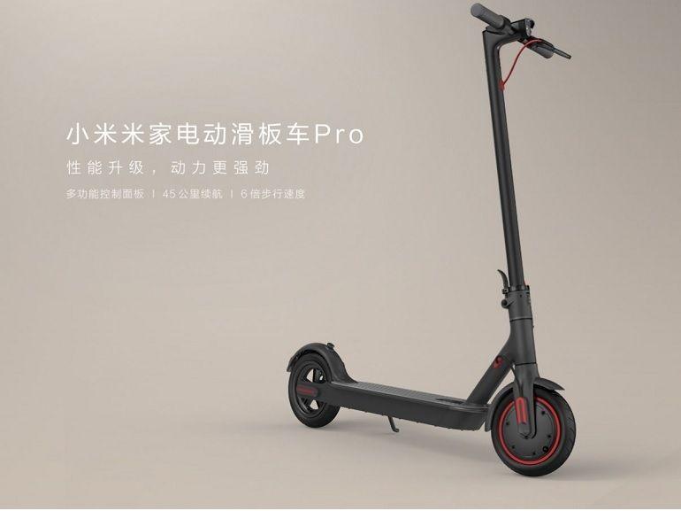 Xiaomi dévoile sa nouvelle trottinette électrique M365 Pro avec une meilleure autonomie