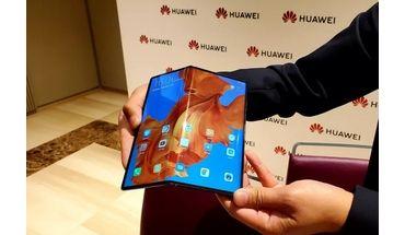 Le Huawei Mate X a-t-il plié le game ?