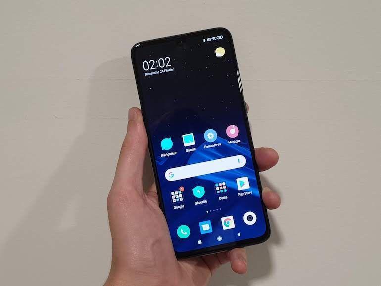 Bon plan : le Xiaomi Mi 9 avec Snapdragon 855 à 444€ au lieu de 500