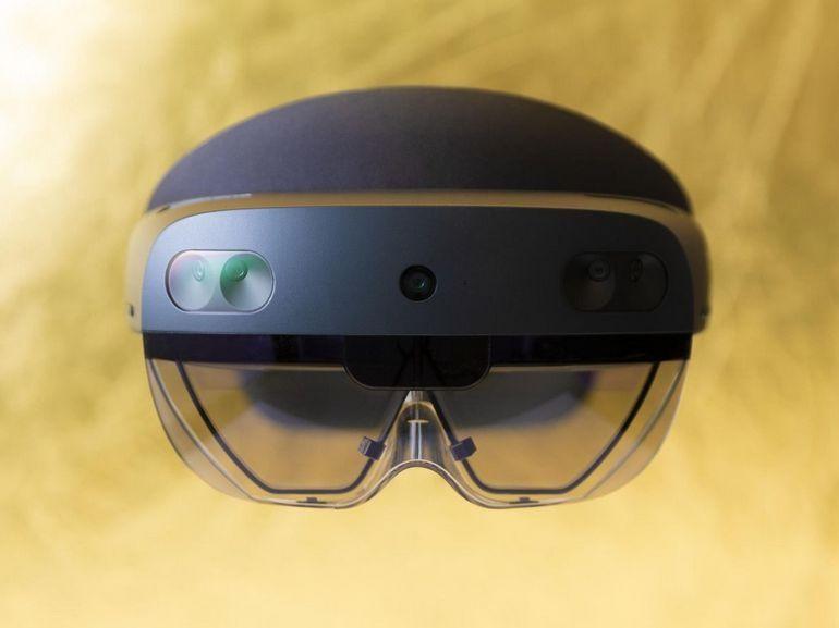 Microsoft dévoile ses HoloLens 2 à 3.500 dollars : les nouveautés en détail