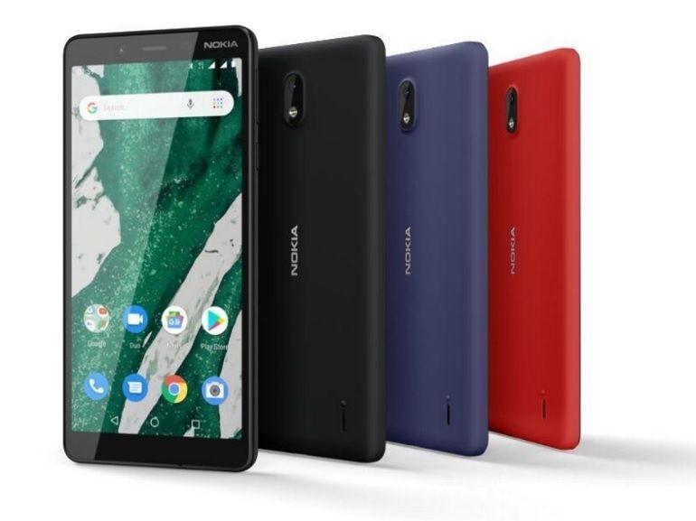 MWC 2019 : Nokia renouvelle son entrée de gamme avec trois nouveaux smartphones