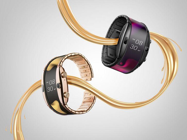 Nubia Alpha, le smartphone qui se porte comme une montre