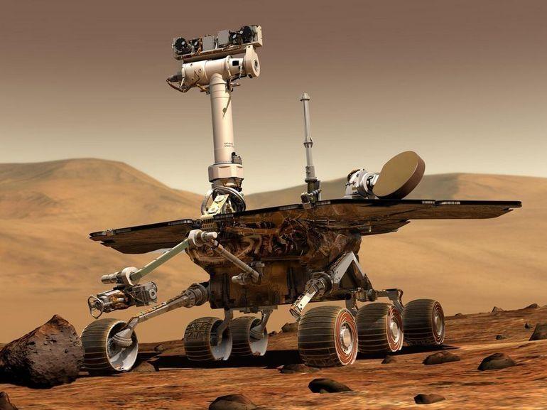 Opportunity tire sa révérence, ce qu'il faut retenir du rover de la Nasa après 15 ans sur Mars