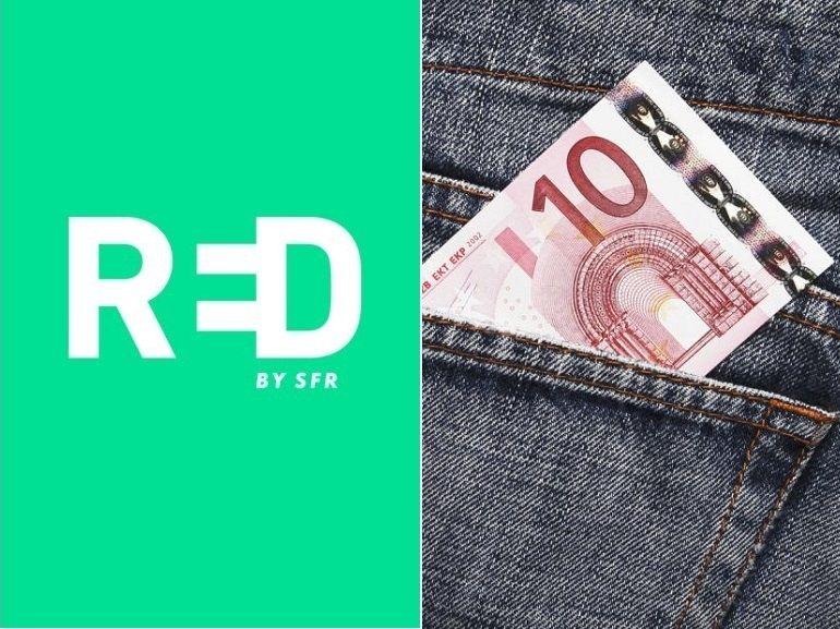 Le forfait 40 Go à 10€ de RED by SFR prendra fin ce soir