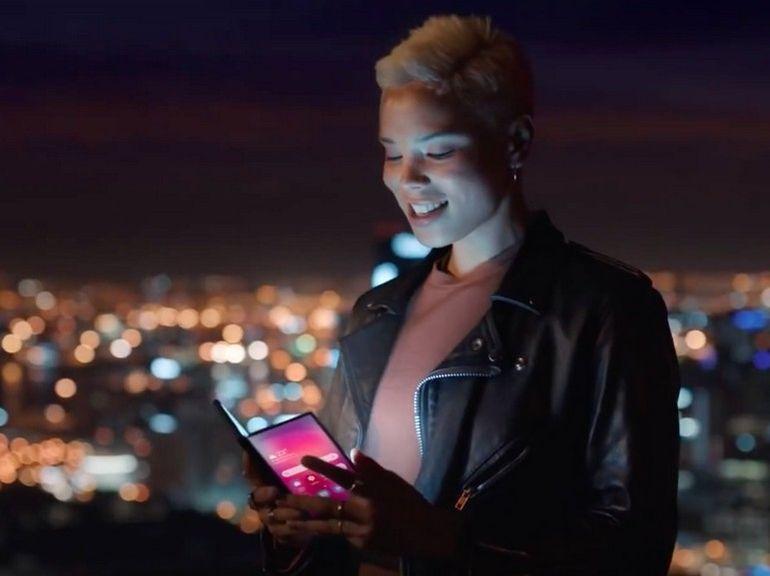 Samsung a-t-il laissé fuiter son smartphone à écran pliable ?