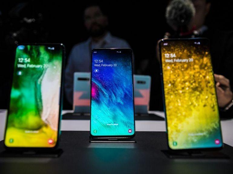 Le Galaxy S10 sera livré avec une protection d'écran préinstallée pour s'assurer que le lecteur d'empreintes fonctionne