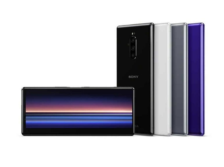 MWC 2019 : Sony Xperia 1, un écran 21:9 4K taillée pour la vidéo pour le nouveau fleuron de la marque nippone