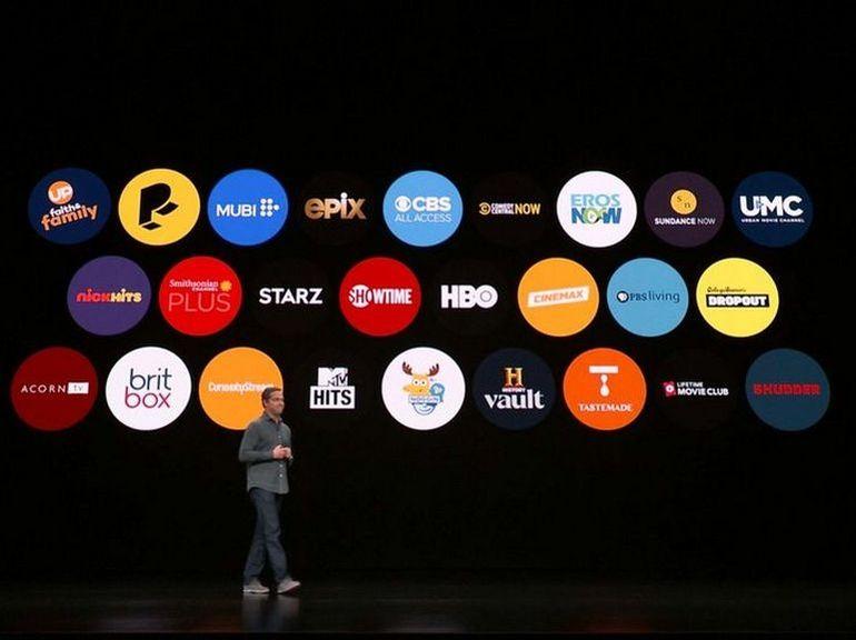 L'application Apple TV sera aussi disponible sur Mac et les TV connectées