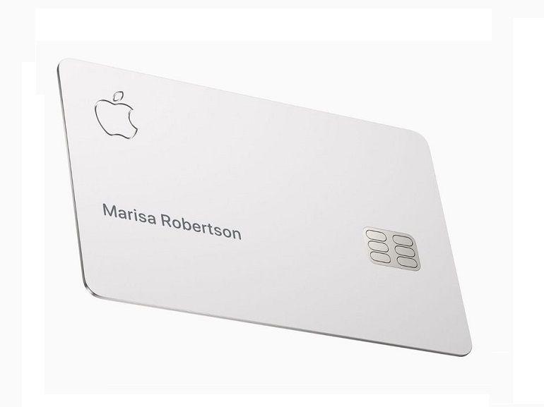 Apple Card : après s'être moqué des cartes de crédit, Apple en crée une
