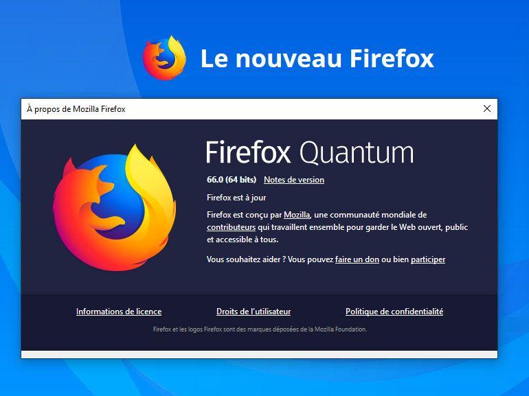 Firefox 66 part en guerre contre les nuisances des pages web