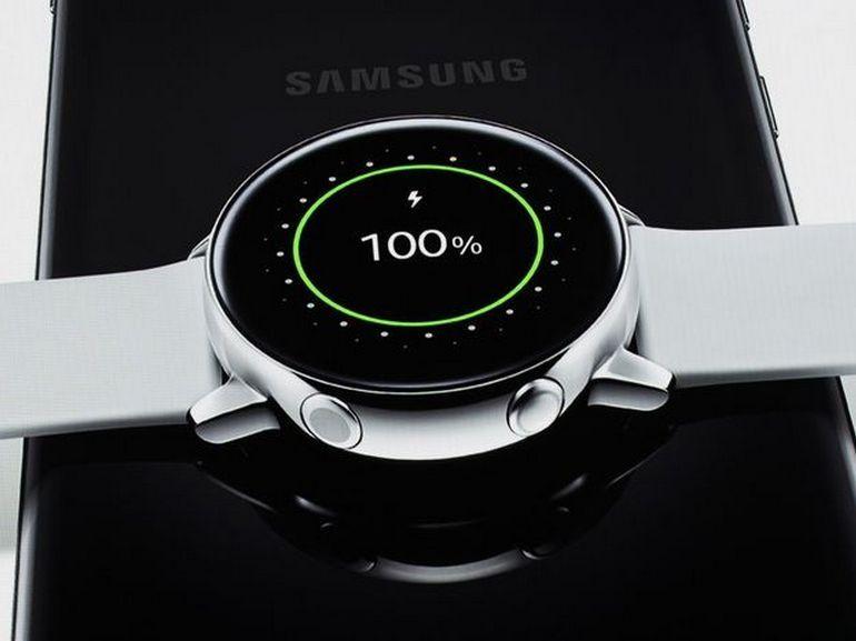 Test de la montre connectée Samsung Galaxy Watch Active, pensée pour le sport et la santé
