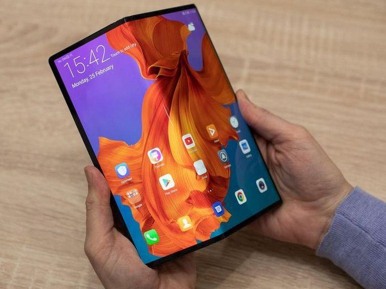 Huawei fait allusion à des smartphones à écran pliable moins chers