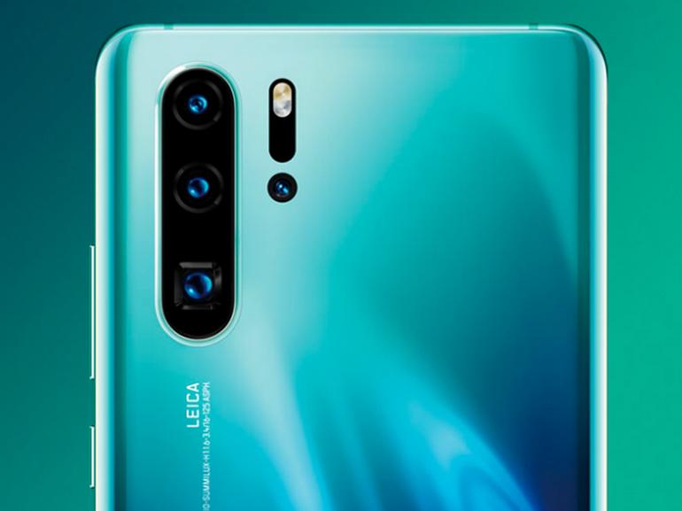 Huawei laisse fuiter les images du P30 Pro