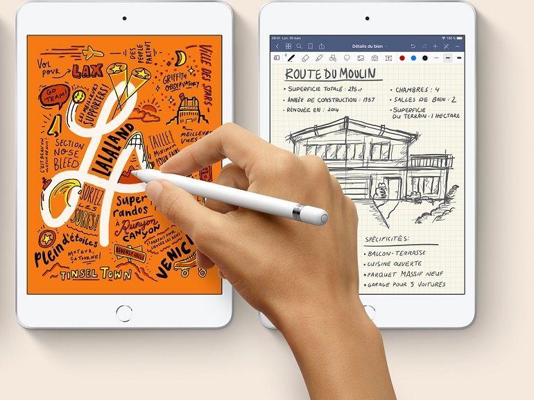 Apple réouvre son Apple Store avec un iPad Mini 5 et un nouvel iPad Air