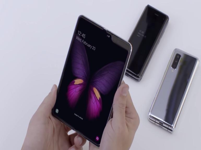 Samsung travaillerait sur deux autres smartphones à écran pliable
