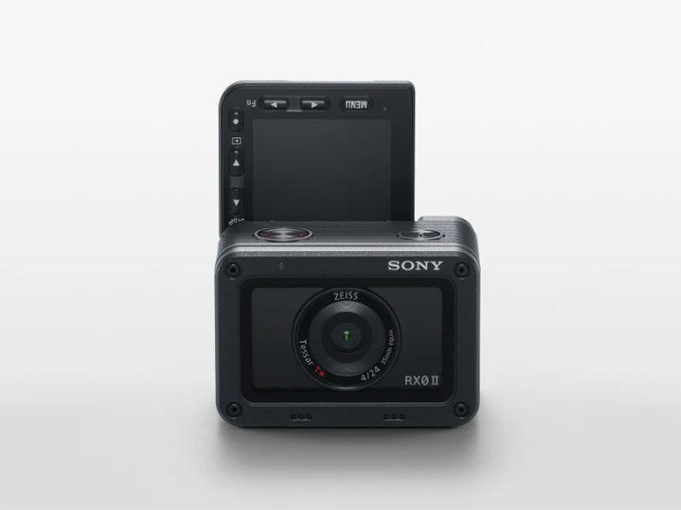 RX0 II: Sony renouvelle son action cam / mini-appareil photo tout terrain