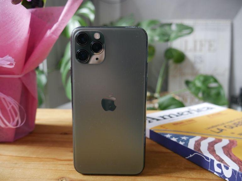 Test de l'iPhone 11 Pro : que vaut le smartphone d'Apple 6 mois après sa sortie ?