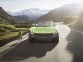 Salon auto de Genève : Volkswagen électrise le buggy