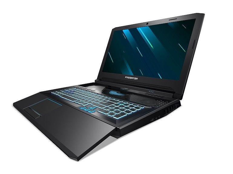 Acer Predator Helios 700 : un nouveau PC portable Gamer à l'astucieux clavier coulissant