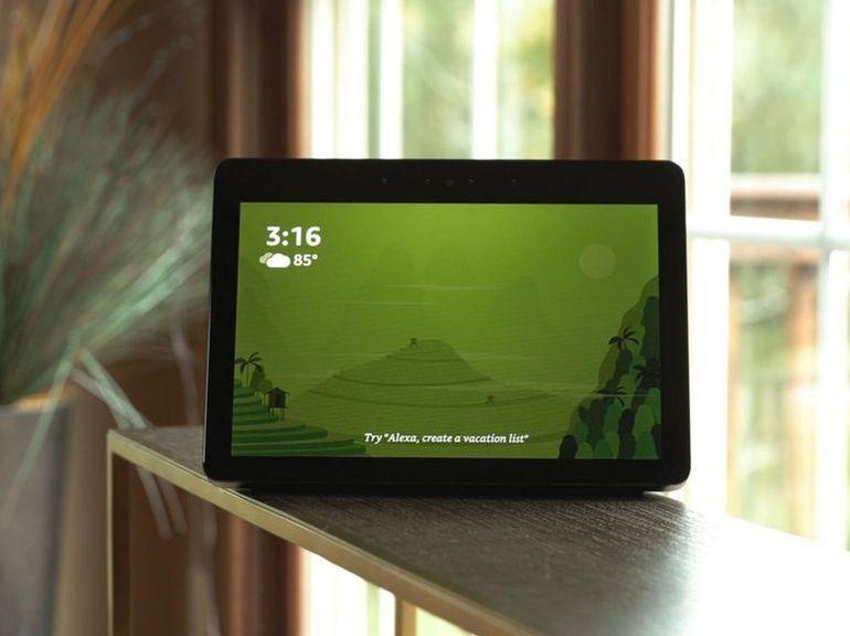 Test de l'écran connecté Amazon Echo Show qui évolue vers la 2ème génération