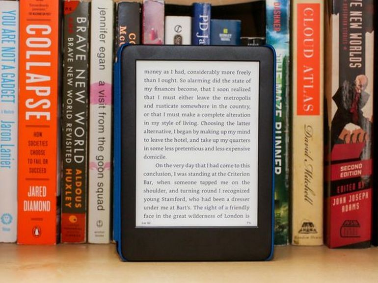 Test de l'Amazon Kindle (2019) : des progrès mais le Paperwhite reste plus intéressant