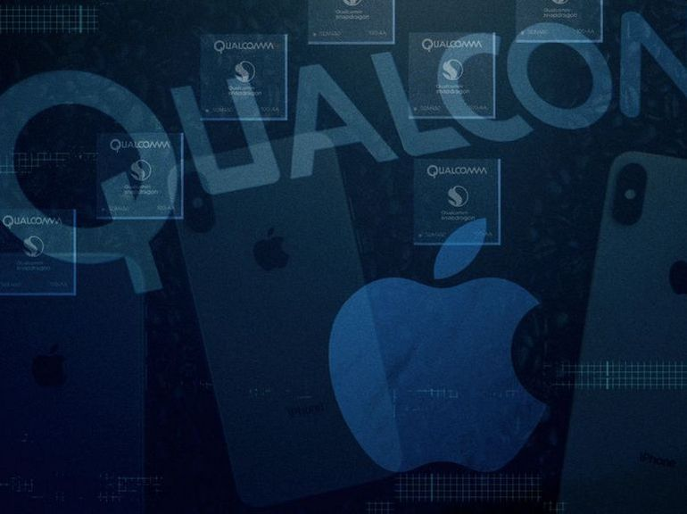 Apple et Qualcomm enterrent la hache de guerre