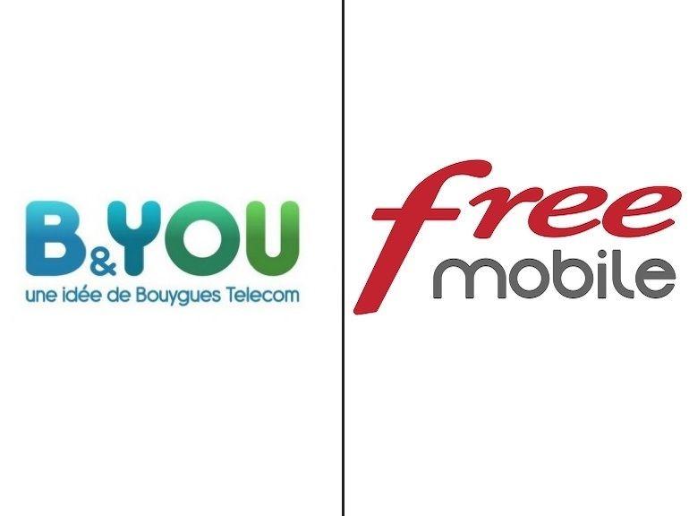 Forfait mobile à 10€ : Bouygues Tel ou Free Mobile, lequel choisir actuellement ?