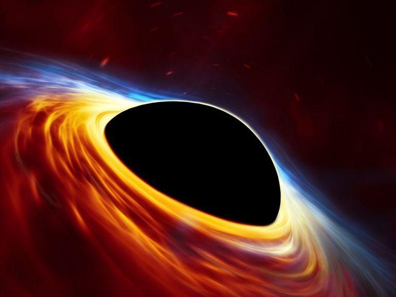 A 15h, la première image d'un trou noir pourrait changer notre perception de l'univers