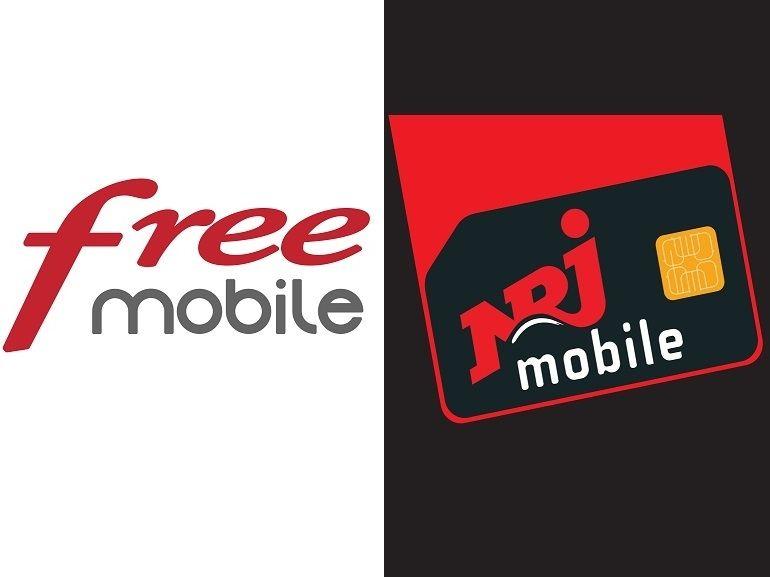 Forfait mobile 50Go à moins de 10€ : Free Mobile ou NRJ Mobile, lequel choisir avant ce soir ?