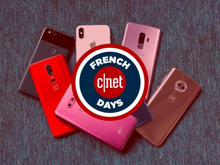 French Days : nos vrais bons plans côté smartphone et mobilité
