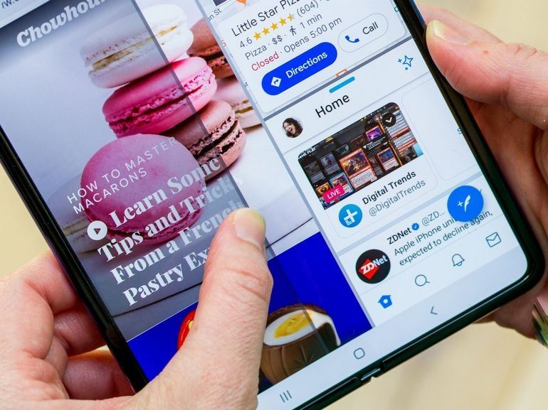 Samsung décide de reporter la sortie du Galaxy Fold