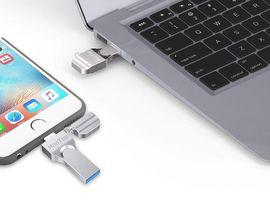 Bon plan : une clé USB 3.0 64 Go pour iPhone à 16,99€ ou 128 Go à 29,99€