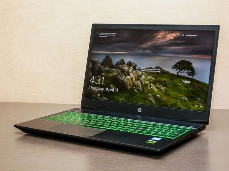Test du HP Pavilion Gaming (2018) : le portable gamer polyvalent