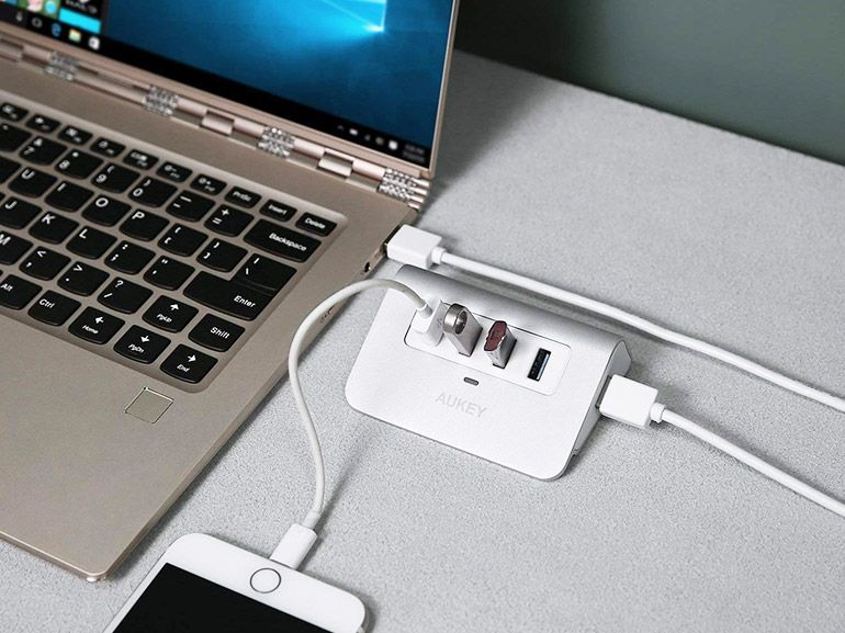 Bon plan : un hub USB 3.0 avec 4 ports à 11,99€