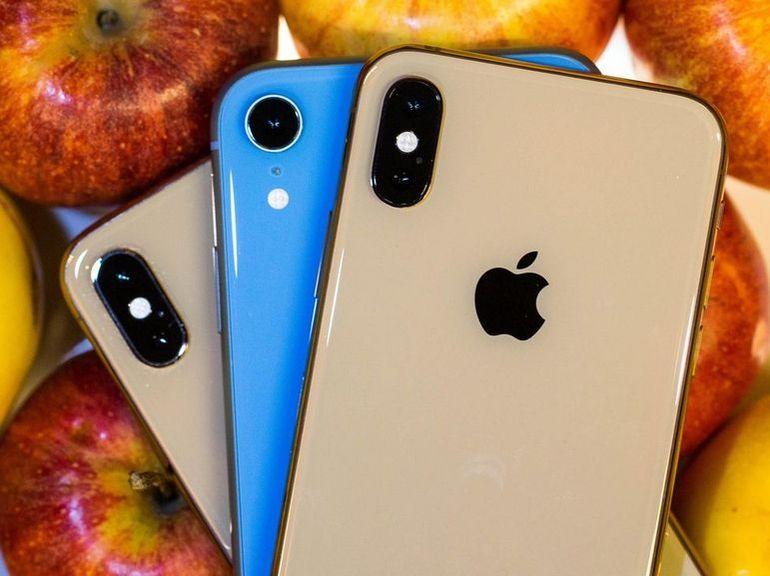 De nouvelles antennes pour les iPhone 2019