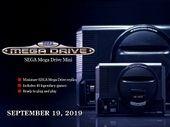 La Sega Mega Drive Mini sera disponible avec 2 jeux inédits