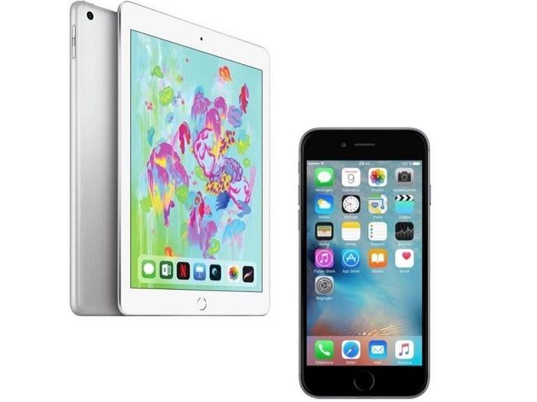 Bon plan : l'iPhone 6S + l'iPad 9,7 pouces à 499€ sur Cdiscount