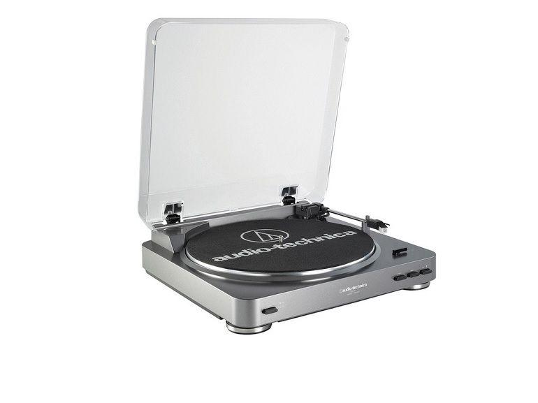 Bon plan : la platine vinyles Audio Technica à 119,99€ au lieu de 169,99€